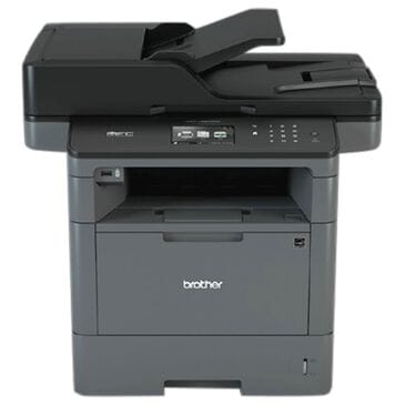 Brother Business Laser All-in-One Printer with Duplex Print, Scan and Copy, Wireless Networking, , large