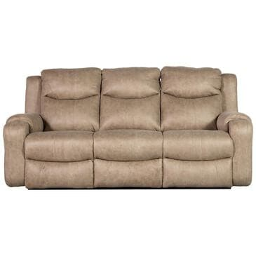 Southern Motion Marvel Reclining Sofa in Vintage Brown, , large
