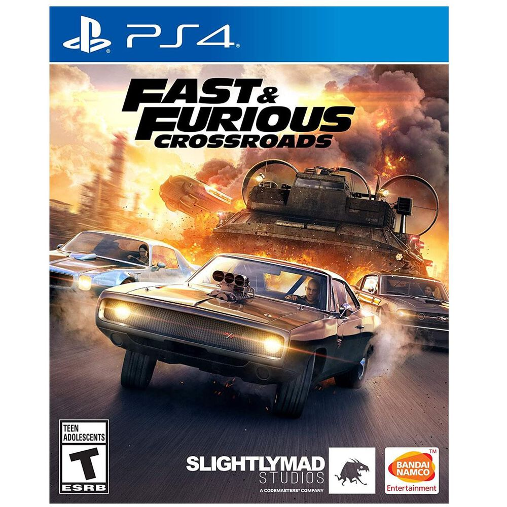 Fast & Furious Crossroads - PlayStation 4, , large