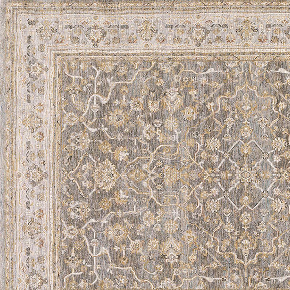 Oriental Weavers Maharaja Persian 40M 2' x 3' Beige and Grey Scatter Rug, , large