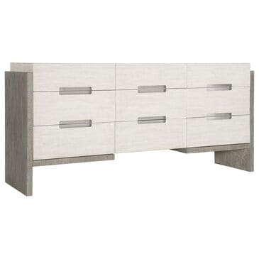 Bernhardt Foundations Dresser in Linen and Light Shale, , large