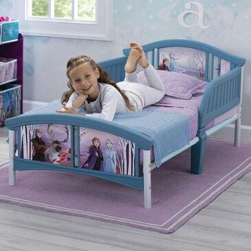 Delta Frozen II Plastic Toddler Bed, , large