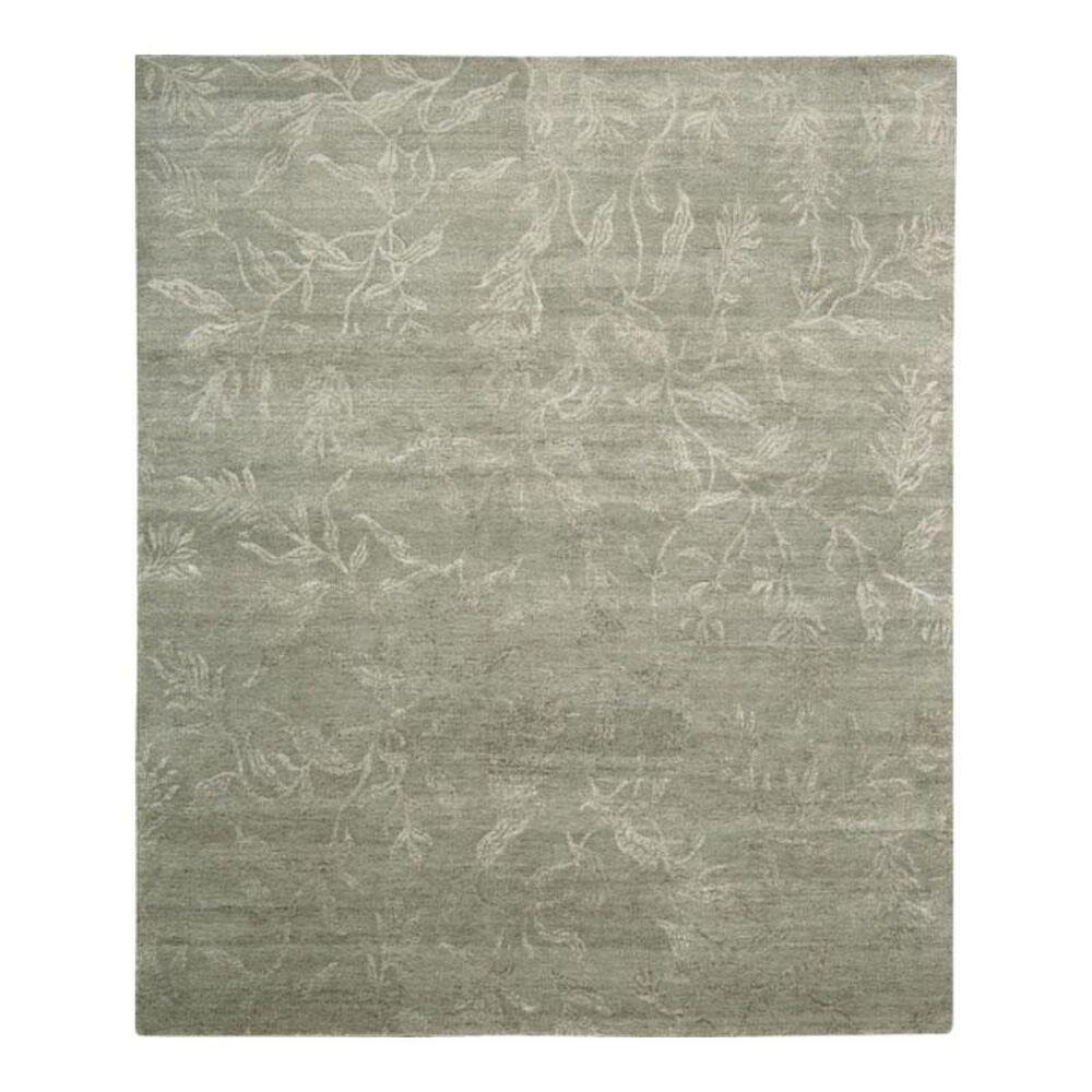 "Nourison Silk Shadows SHA01 9'9"" x 13'9"" Light Green Area Rug, , large"