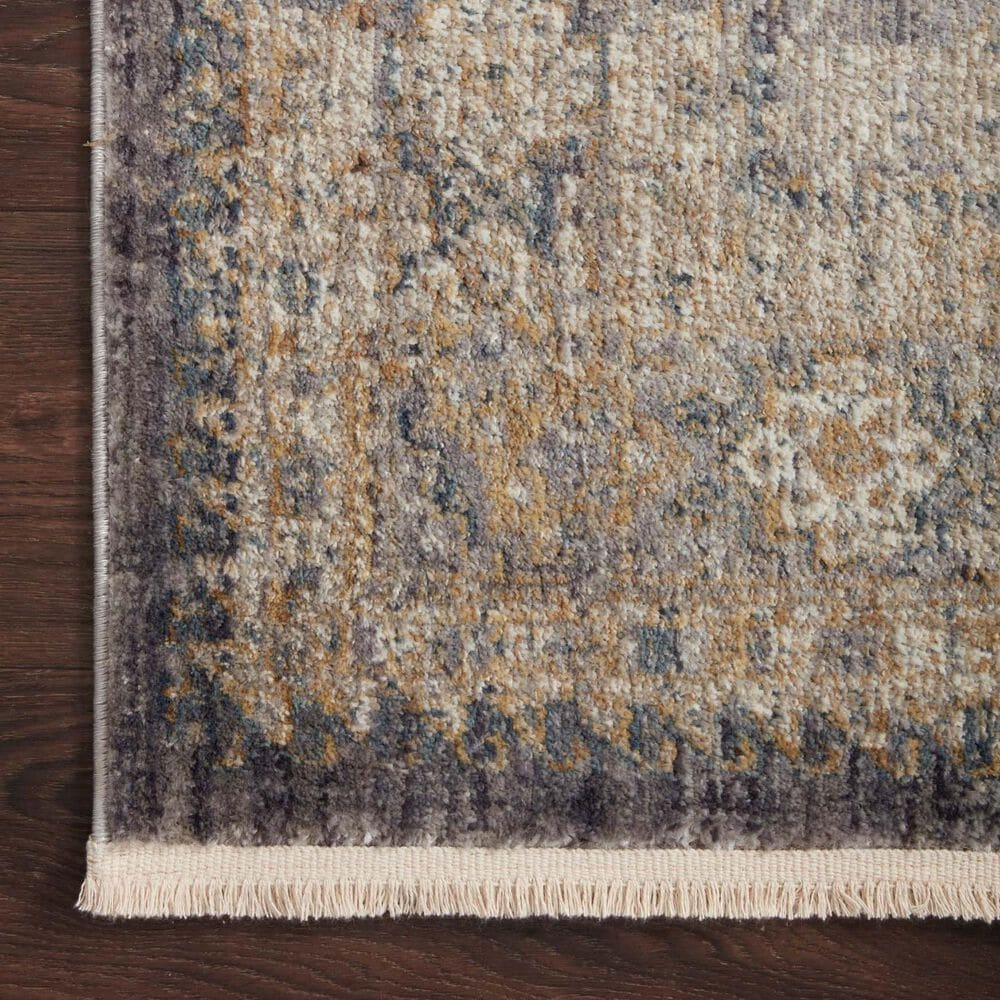 "Magnolia Home Janey JAY-02 9'2"" x 12'2"" Slate and Gold Area Rug, , large"