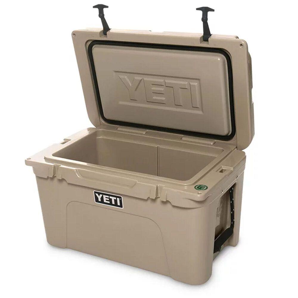 YETI Tundra 45 Hard Cooler in Desert Tan, , large