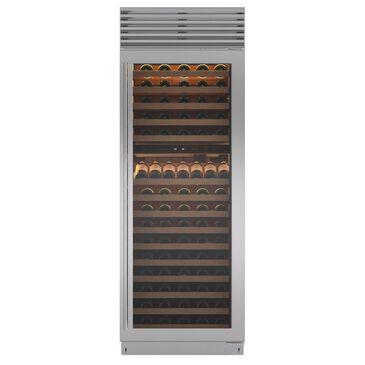 "Sub Zero 30"" Built-In Column Wine Storage Right Hinge with Tubular Handle, , large"