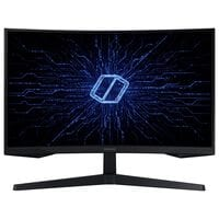 Samsung 32 G5 Odyssey Gaming Monitor with 1000R Curved Screen
