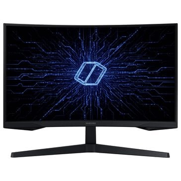 """Samsung 32"""" G5 Odyssey Gaming Monitor with 1000R Curved Screen, , large"""