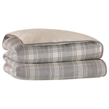 Eastern Accents Telluride King Duvet Cover in Shale, , large