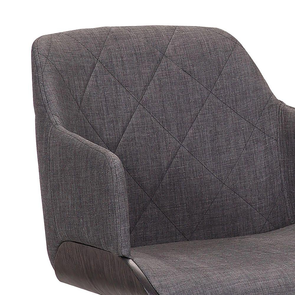 Blue River Jaida Side Chair in Black, , large