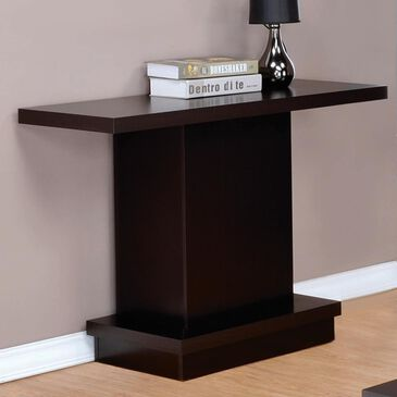 Pacific Landing Sofa Table in Cappuccino, , large