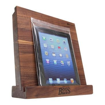 John Boos and Co iBlock Cutting Board and Stand in Walnut, , large