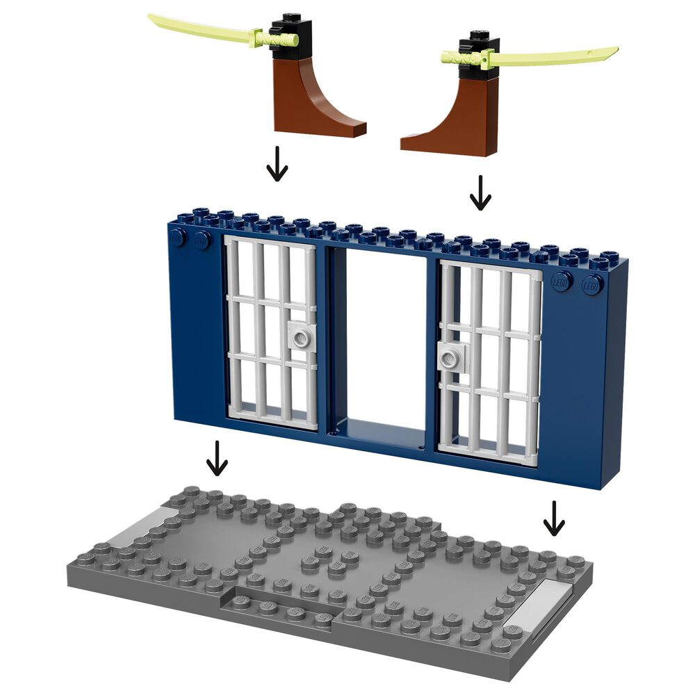 LEGO Ninjago Final Flight of Destiny's Bounty, , large