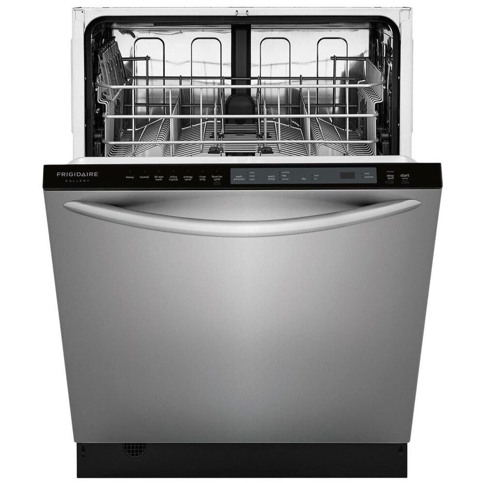 """Frigidaire Gallery 24"""" Built-In Dishwasher with EvenDry System in Stainless Steel , , large"""