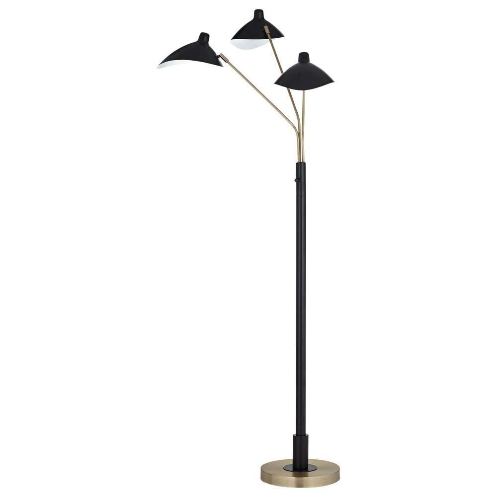 Pacific Coast Lighting Navigator Floor Lamp in Black, , large