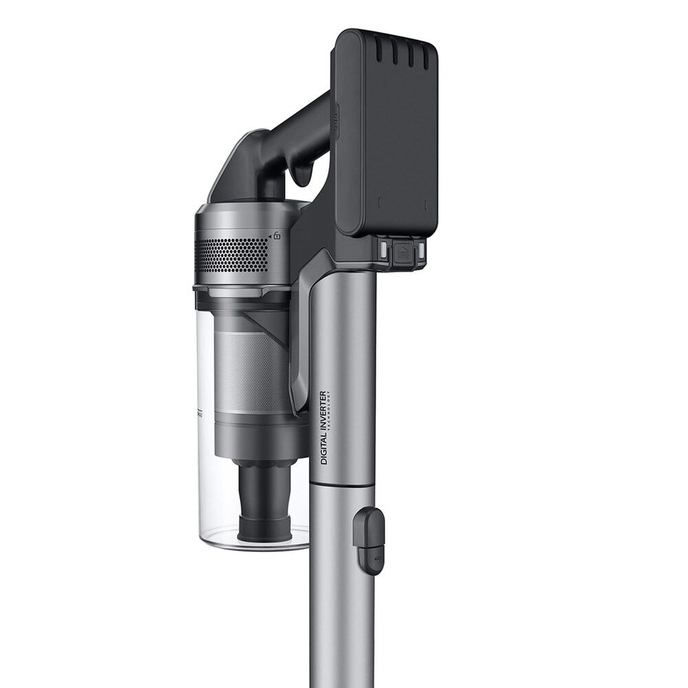 Samsung Jet 75 Complete Cordless Stick Vacuum with Turbo Action Brush in Titan Chrometal, , large