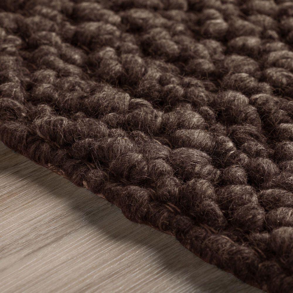 Dalyn Rug Company Gorbea 8' x 10' Chocolate Area Rug, , large