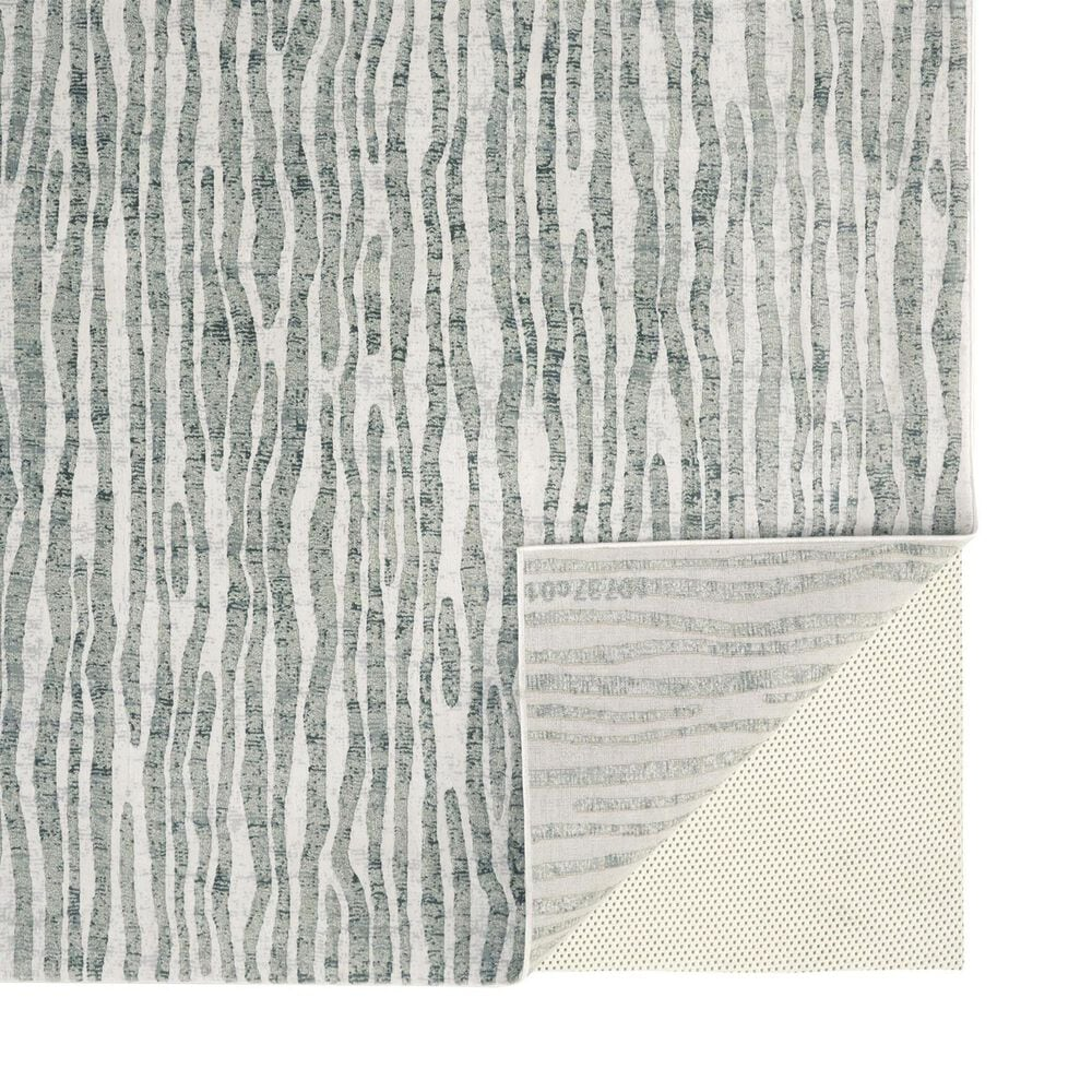 Feizy Rugs Atwell 3218F 10' x 13' Gray Area Rug, , large