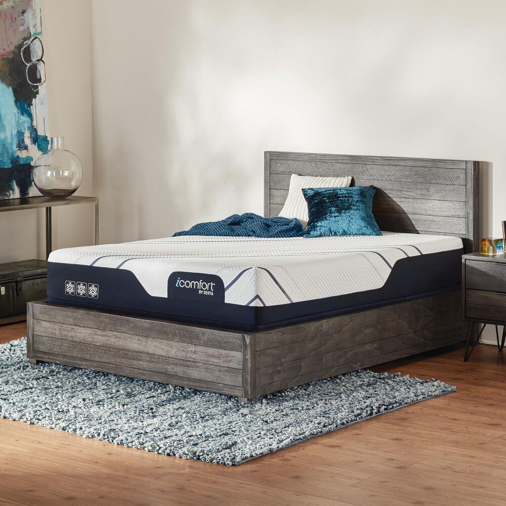 Serta iComfort CF3000 Plush Queen Mattress Only, , large