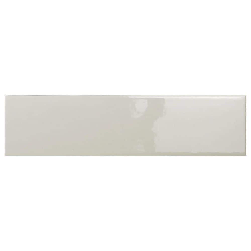 """Emser Catch Fawn 6"""" x 18"""" Glossy Ceramic Tile, , large"""