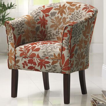 Pacific Landing Accent Chair in Autumn Colors, , large