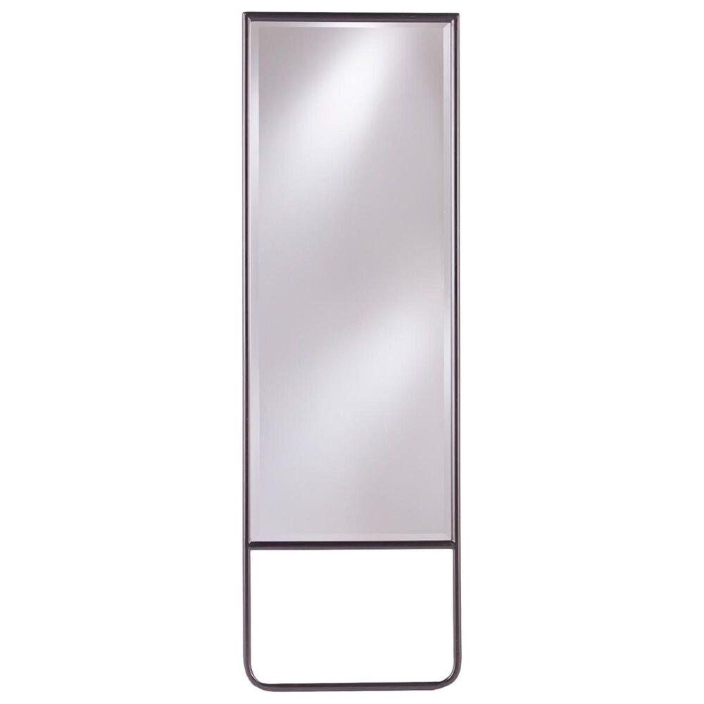 Southern Enterprises Lewis Leaning Mirror in Black, , large