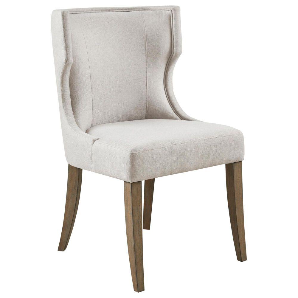 Hampton Park Carson Dining Chair in Light Grey, , large