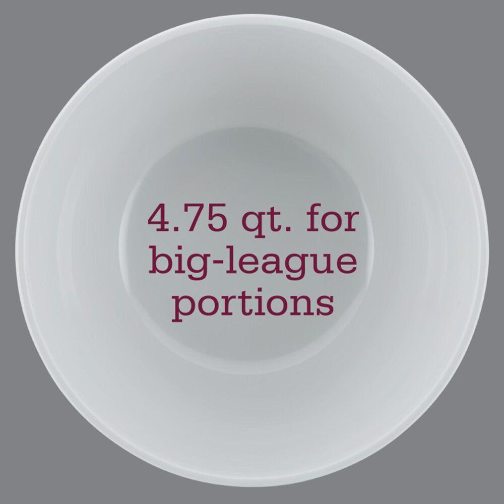 Texas A&M University 4.75-Quart Big Party Bowl in White, , large