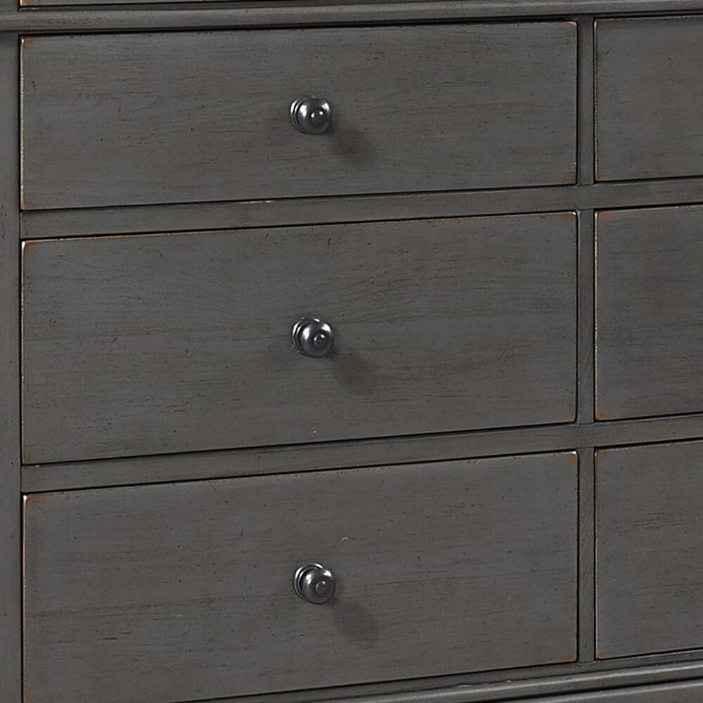 Riva Ridge Oxford 8 Drawer Dresser in Peppercorn, , large