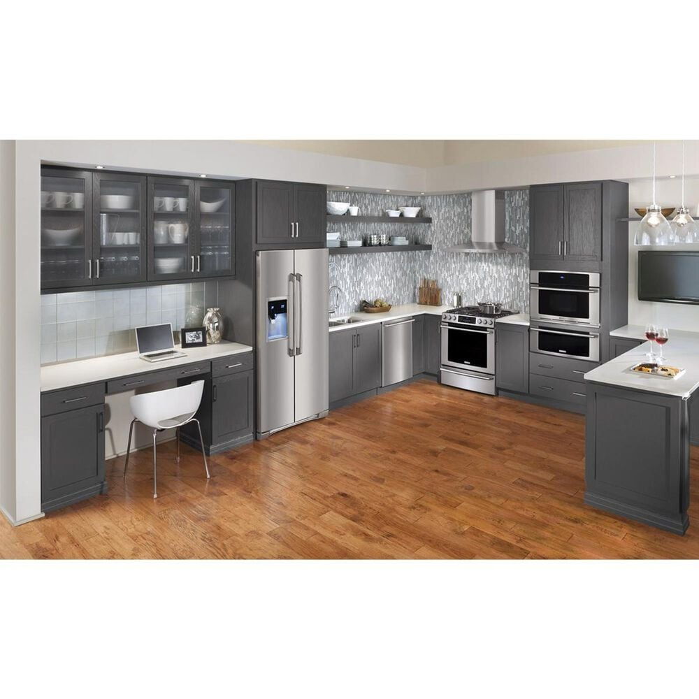 Electrolux 4.5 Cu. Ft. Freestanding Gas Range with Front Controls in Stainless Steel, , large