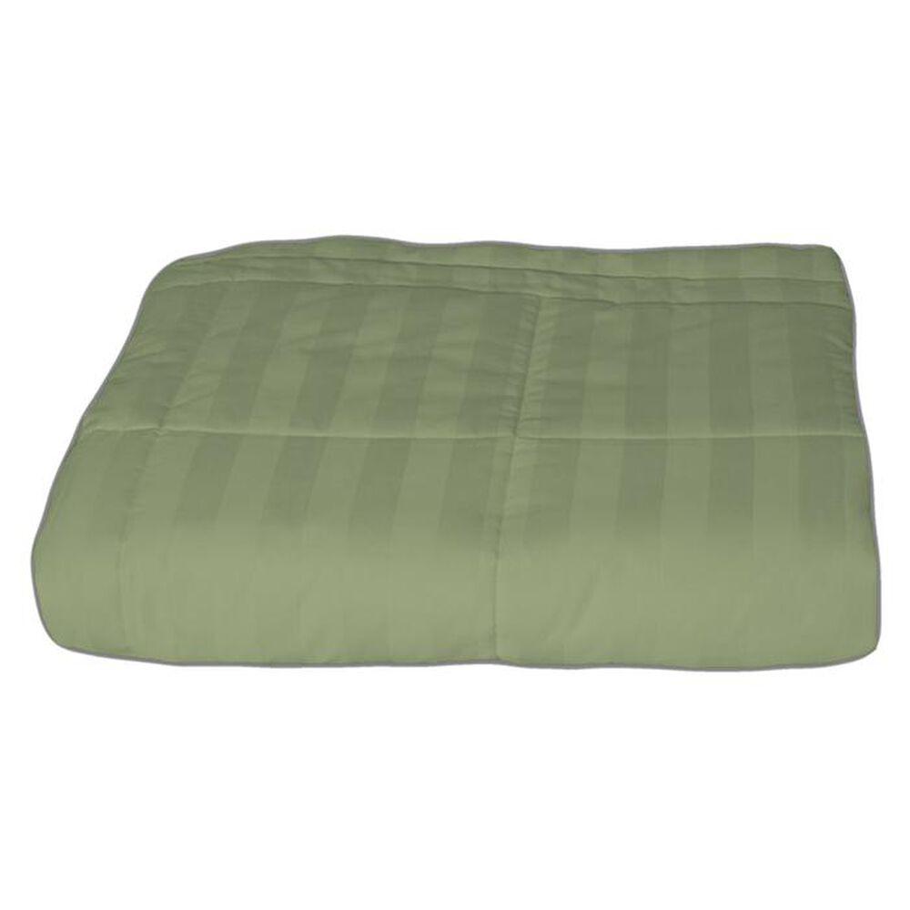 Epoch Hometex Cotton Loft King Blanket in Sage, , large