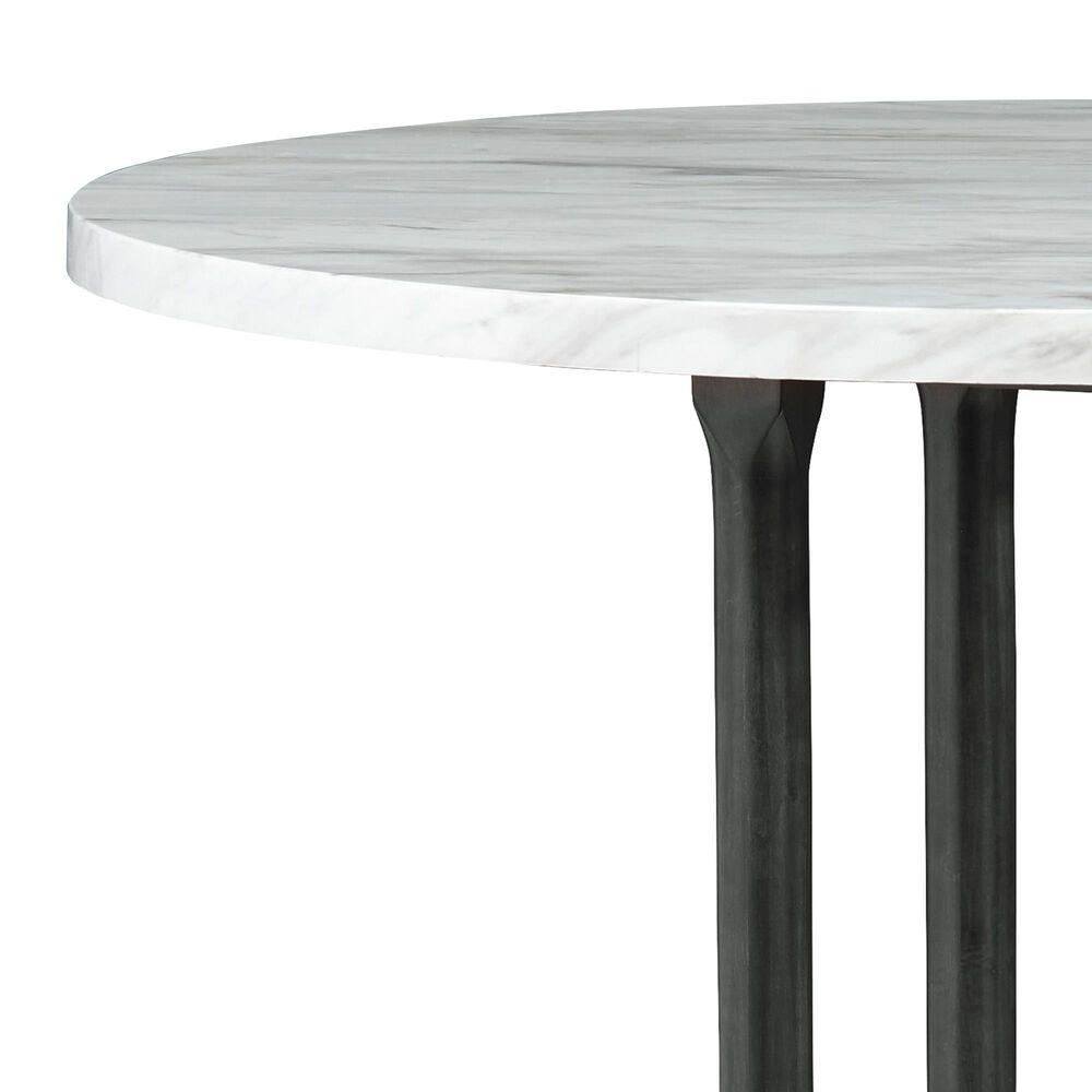 Signature Design by Ashley Centiar 5-Piece Pub Table Set in Black, , large