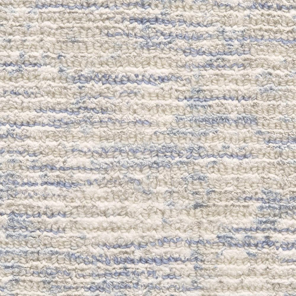 Feizy Rugs Reagan 8685F 8' x 11' Blue Area Rug, , large