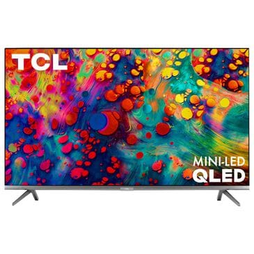 """TCL 55"""" Class 6 Series 4K QLED UHD with HDR Roku - Smart TV, , large"""