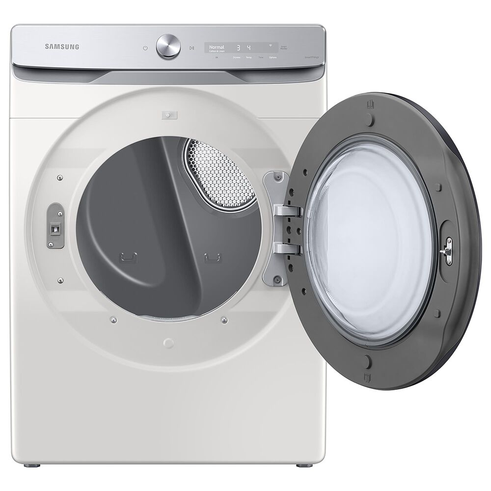 Samsung 7.5 Cu. Ft. Gas Dryer with Super Speed Dry in Ivory, , large