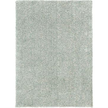 Central Oriental Geneva Shag GS507.111 5' x 7' Glass/Milk Area Rug, , large