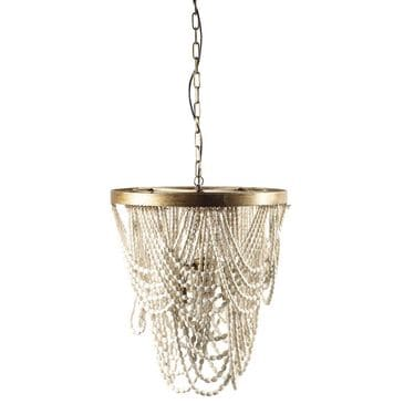 Mercana Pendra Chandelier in Gold, , large