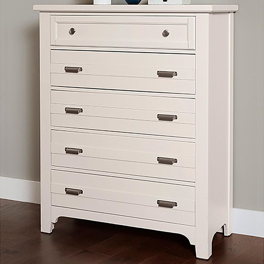 Viceray Collections Bungalow 5 Drawer Chest in Lattice, , large