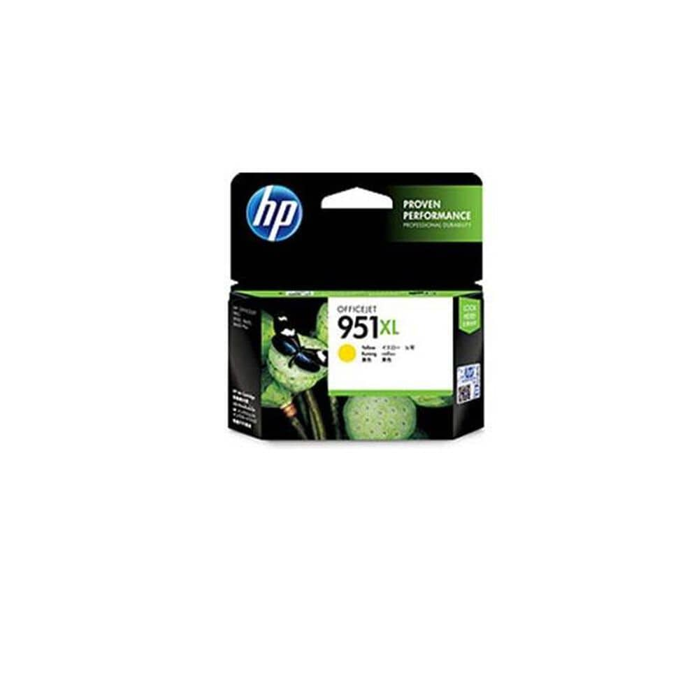 HP Yellow Officejet Ink Cartridge, , large