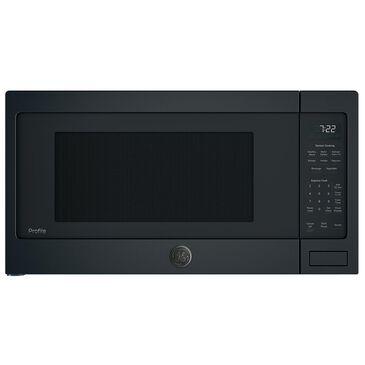 GE Appliances 2.2 Cu. Ft. Countertop Sensor Microwave Oven in Black Slate, , large