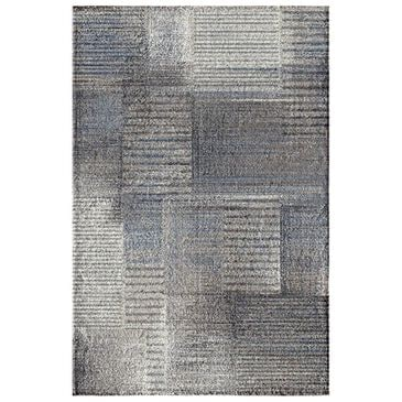 "Trisha Yearwood Rug Collection Tywd Relax Atlanta Rain 5' x 7'6"" Multicolor Area Rug, , large"