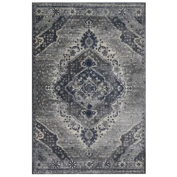 "Magnolia Home Everly VY-07 7'10"" x 10'10"" Gray and silver Area Rug, , large"