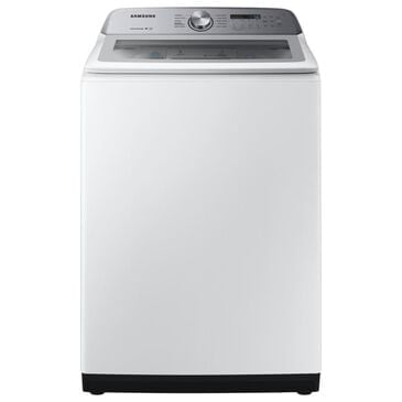 Samsung 5 Cu. Ft. 10 Cycles Washer in White, , large