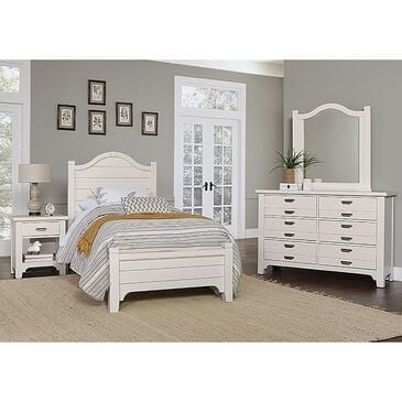 Viceray Collections Bungalow Home 4 Piece Full Bedroom Set in Lattice, , large