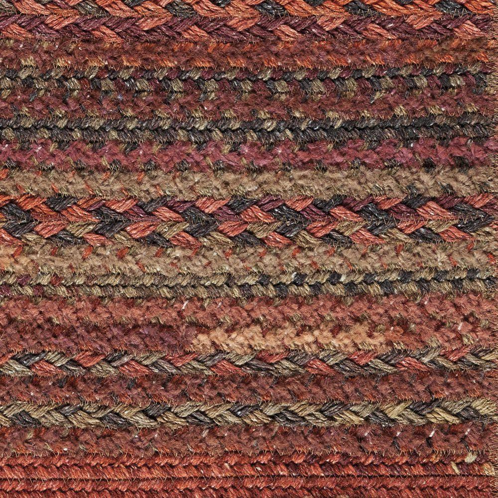 Capel Bayview 0036-560 2' x 8' Cinnabar Area Runner, , large