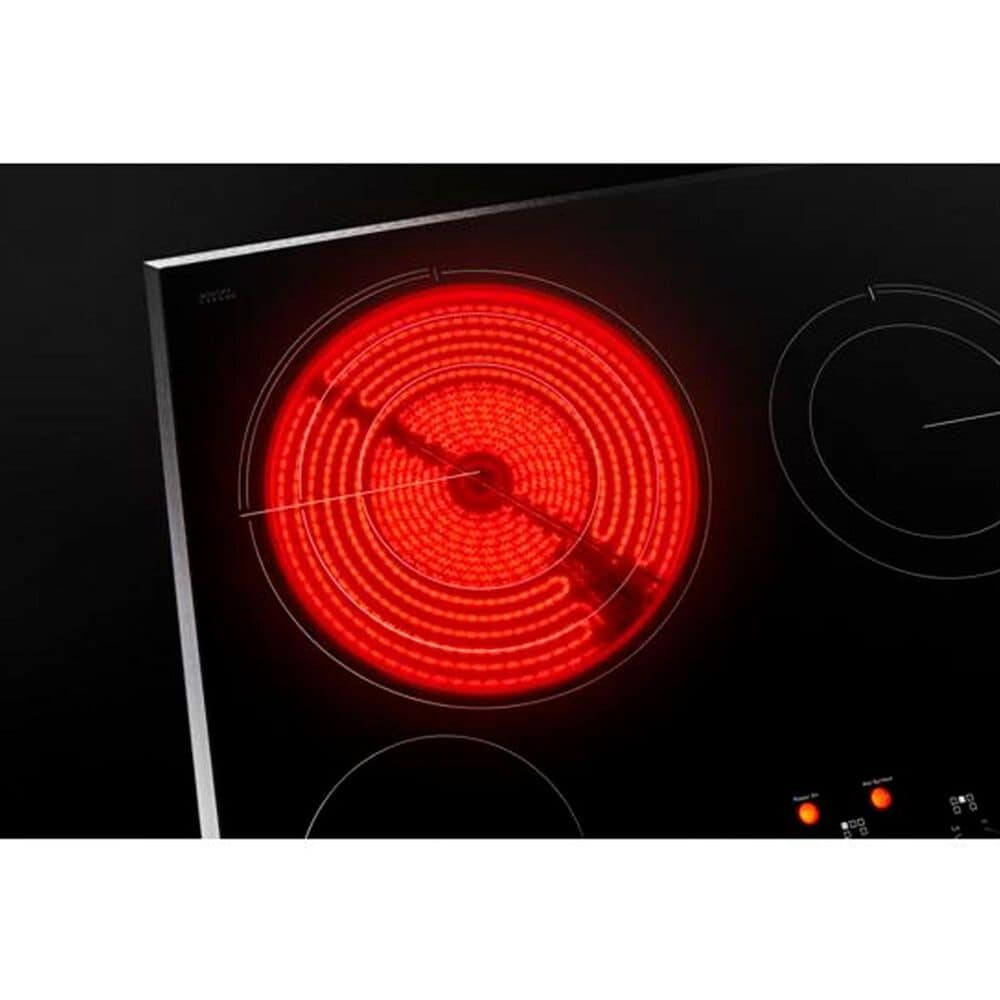 """Jenn-Air Lustre Stainless 30"""" Electric Radiant Cooktop , , large"""