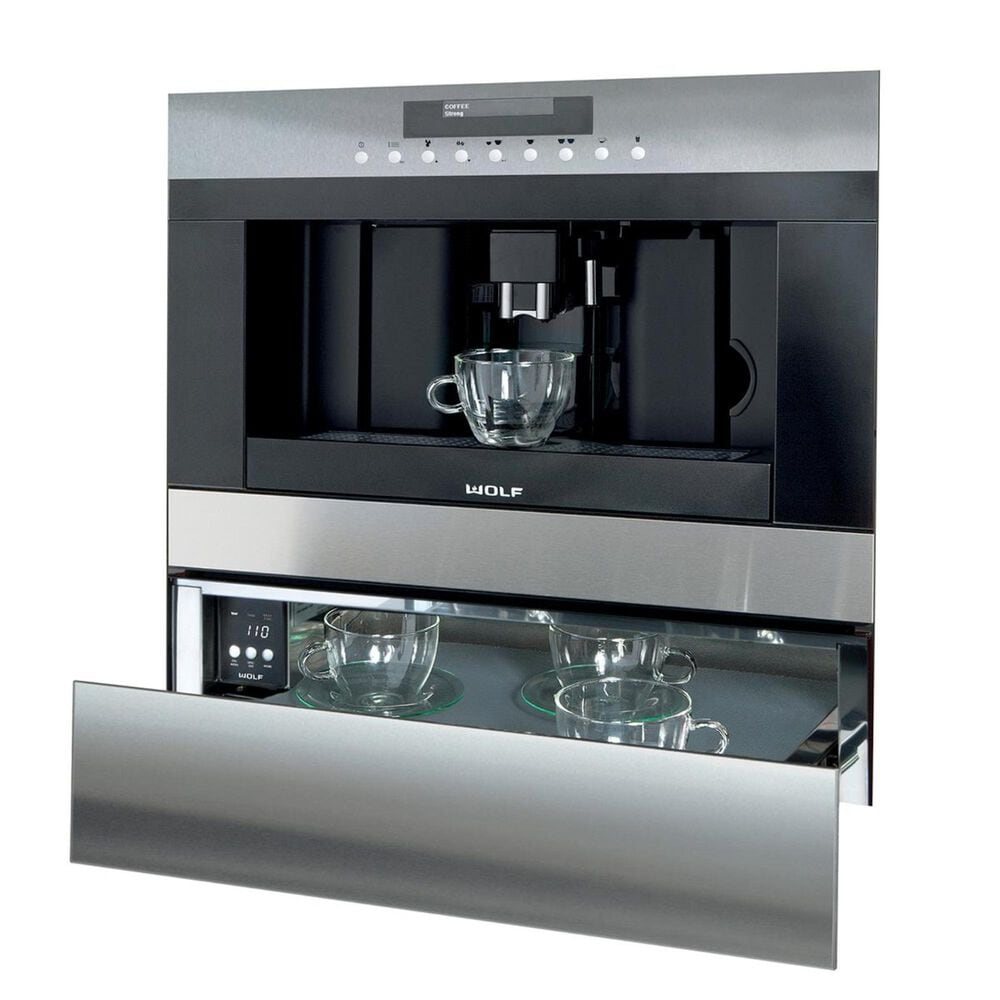 Wolf 24 Coffee System/stainless, , large