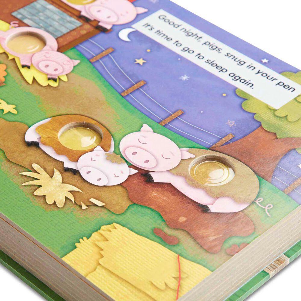 Melissa & Doug Poke-A-Dot: Goodnight, Animals, , large