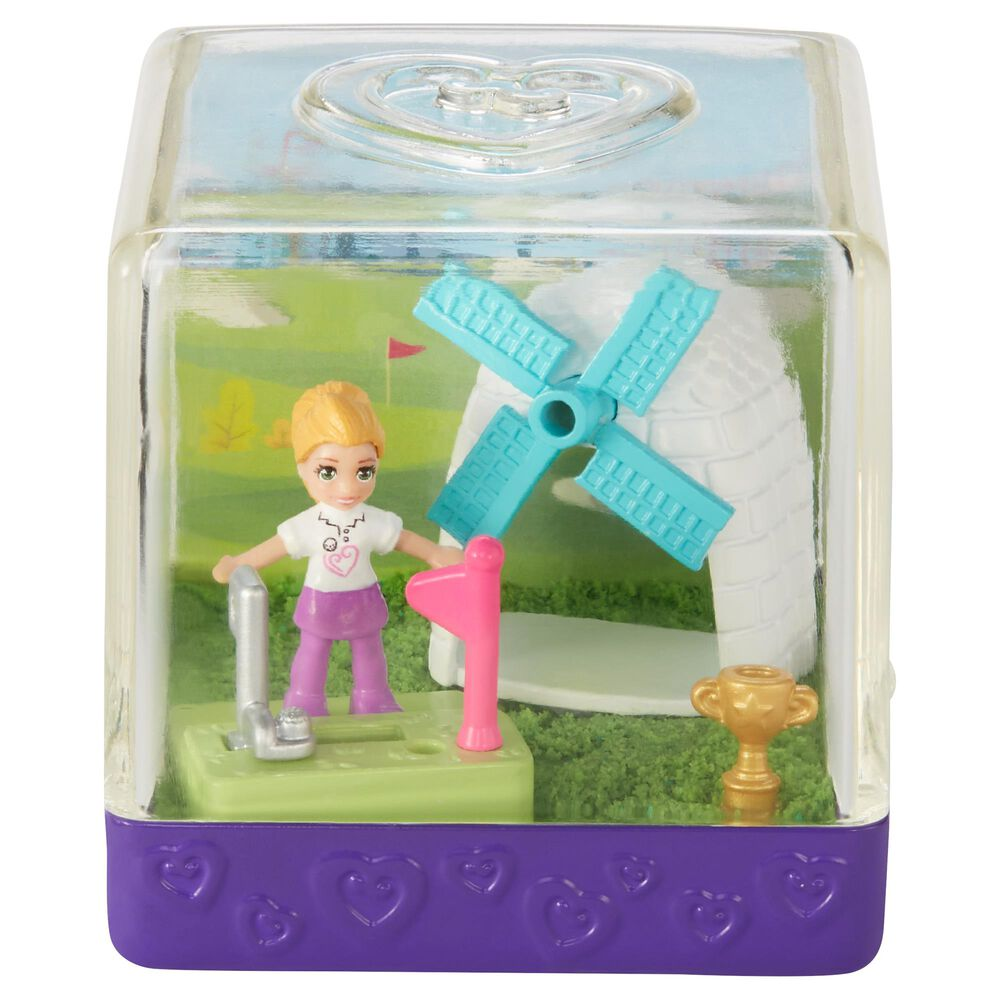 Mattel Polly Surprise Sand Secrets Diorama with Windmill, , large