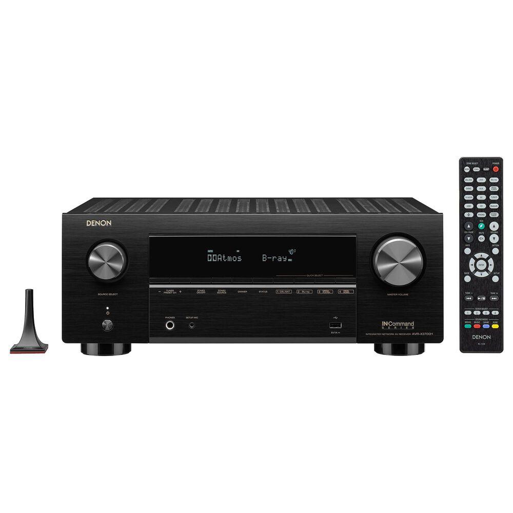 Denon 9.2 Channel AV Receiver in Black, , large